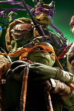iPhone обои Teenage Mutant Ninja Turtles мультфильм
