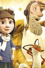 The Little Prince 2015 cartoon movie