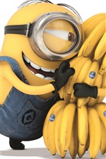 Preview iPhone wallpaper 2015 Minions