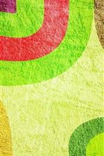 iPhone обои Абстрактный фон, красочные цвета, узоры, линии