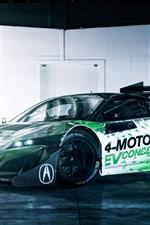 Acura NSX EV concept electric supercar