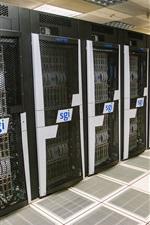 Preview iPhone wallpaper Altix SGI supercomputer