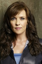 Preview iPhone wallpaper Amanda Tapping 04