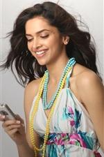 Preview iPhone wallpaper Deepika Padukone 04