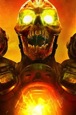 Doom 2016 game, revenant