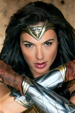 Preview iPhone wallpaper Gal Gadot as Wonder Woman