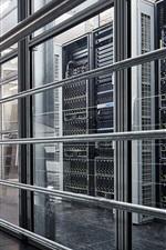 HP supercomputer