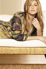 Preview iPhone wallpaper Jennifer Aniston 05