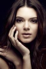 Vorschau des iPhone Hintergrundbilder Kendall Jenner 02