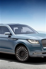 Preview iPhone wallpaper Lincoln Navigator concept car