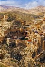 Mar Saba Monastery, Bethlehem, Judean Wilderness