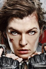 Milla Jovovich, Resident Evil: The Final Chapter 2017