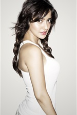 Preview iPhone wallpaper Neha Sharma 01