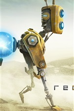 Preview iPhone wallpaper Recore Xbox game