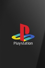 Preview iPhone wallpaper Sony PlayStation logo