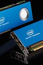 Supercomputer hardware core, Intel cartão de co-processador