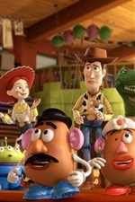Preview iPhone wallpaper Toy Story 3