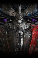 Preview iPhone wallpaper Transformers: The Last Knight 2017