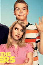 Preview iPhone wallpaper We are the Millers