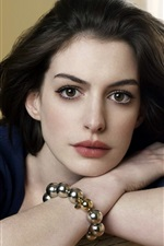 Preview iPhone wallpaper Anne Hathaway 06