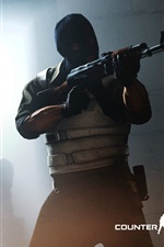 Preview iPhone wallpaper CS GO, Online games