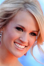 Preview iPhone wallpaper Carrie Underwood 04