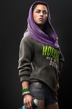 Girl in Watch Dogs 2