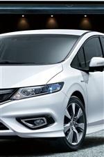 Honda Jade Hybrid car front view