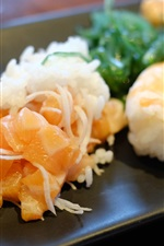 Preview iPhone wallpaper Japanese cuisine, sushi