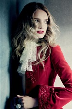 Preview iPhone wallpaper Natalia Vodianova 01