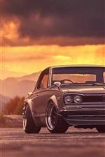 Nissan Skyline 2000 GTX classic car