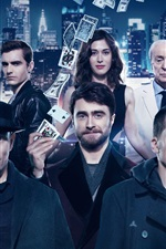 Preview iPhone wallpaper Now You See Me 2