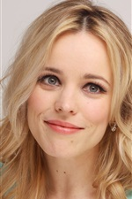 Preview iPhone wallpaper Rachel McAdams 08