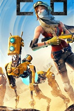 Preview iPhone wallpaper Recore PS4 games