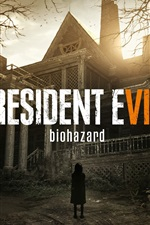 Preview iPhone wallpaper Resident Evil 7