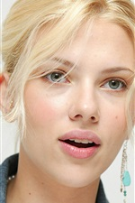 Preview iPhone wallpaper Scarlett Johansson 24