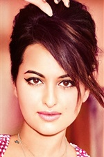 Preview iPhone wallpaper Sonakshi Sinha 03