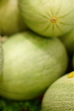 Preview iPhone wallpaper Supermarket cantaloupe