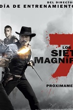 Preview iPhone wallpaper The Magnificent Seven HD