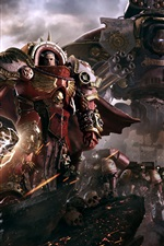 Preview iPhone wallpaper Warhammer 40K: Dawn of War III