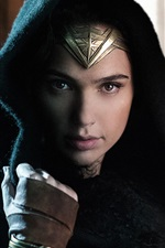 Preview iPhone wallpaper Wonder Woman 2017, Gal Gadot
