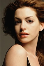 Preview iPhone wallpaper Anne Hathaway 10