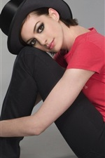 Preview iPhone wallpaper Anne Hathaway 11