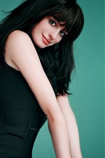 Preview iPhone wallpaper Anne Hathaway 12