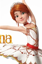 Ballerina cartoon movie 2016