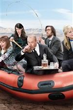 Preview iPhone wallpaper Blunt Talk, TV series season 2