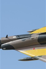 Preview iPhone wallpaper C-408 aircraft, fighter