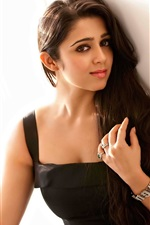 Preview iPhone wallpaper Charmy Kaur 01