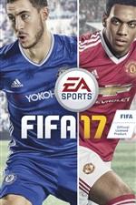 Preview iPhone wallpaper FIFA 17 EA games