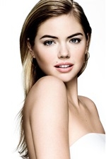 Preview iPhone wallpaper Kate Upton 04